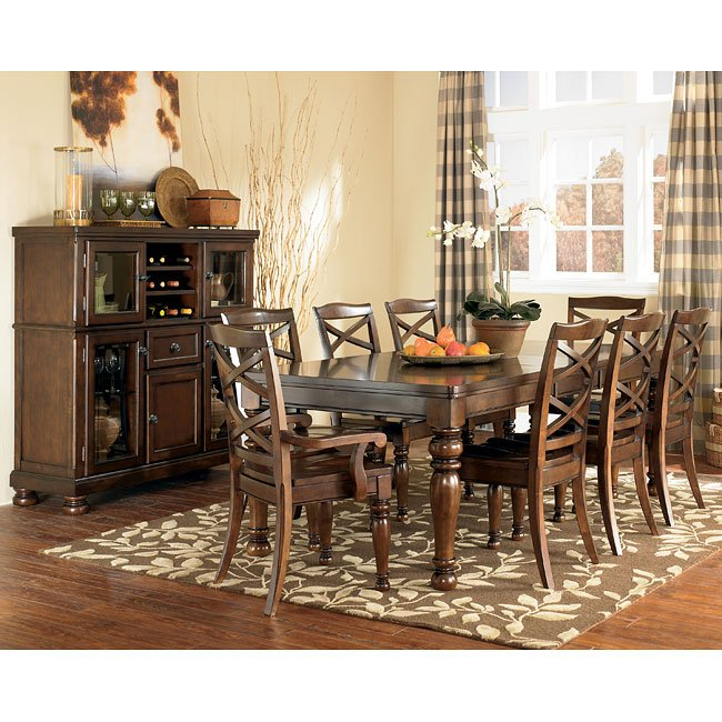 Porter Formal Dining Room Set Millennium, 2 Reviews ...