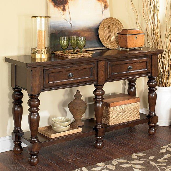 Ashley Furniture Porter D697 35 Rectangular Extension: Porter Formal Dining Room Set Millennium, 2 Reviews