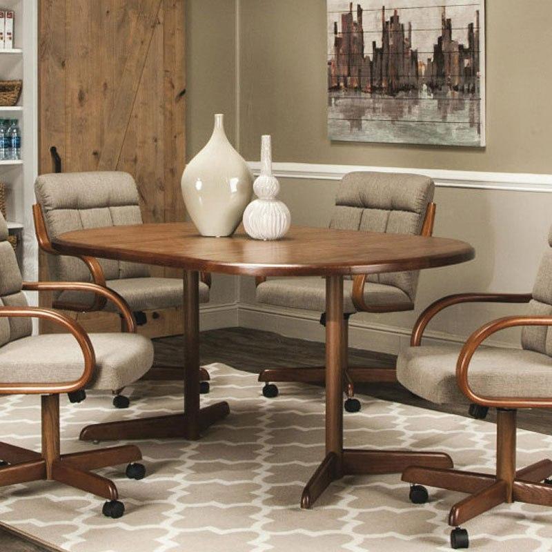 Lakota 60 Inch Rectangular Dining Table Cramco Furniture