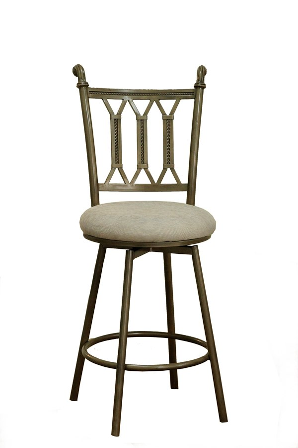 Groovy Darcy Hand Painted Bronze Counter Height Stool Machost Co Dining Chair Design Ideas Machostcouk