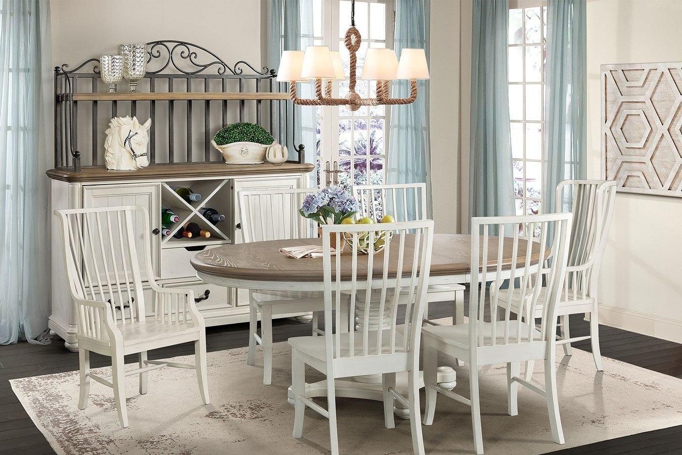Bristol Bay Dining Room Set Elements Furniture