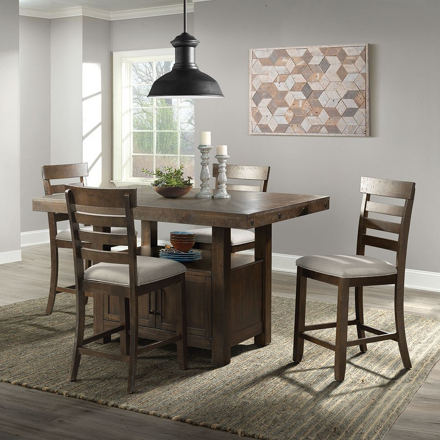 Dining Room Sets Bar Height: Colorado Counter Height Dining Room Set Elements Furniture