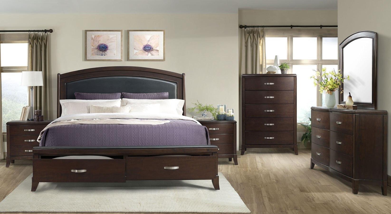 Delaney Storage Bedroom Set Elements Furniture Furniture Cart