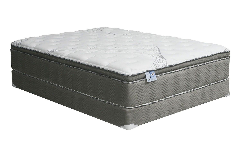 Stormin 13 Inch Euro Pillow Top Mattress Furniture Of