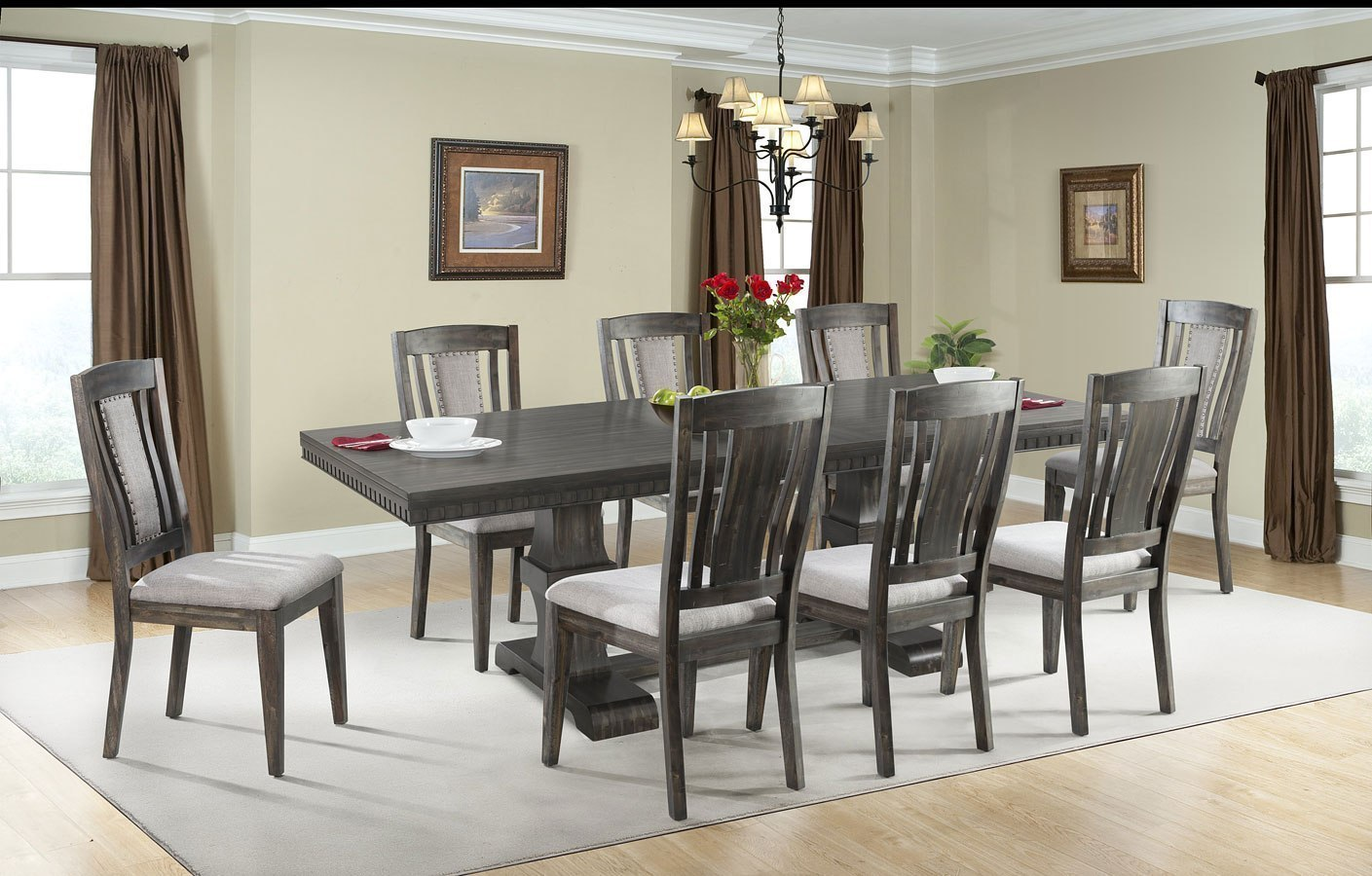 morrison dining room set elements furniture furniture cart. Black Bedroom Furniture Sets. Home Design Ideas