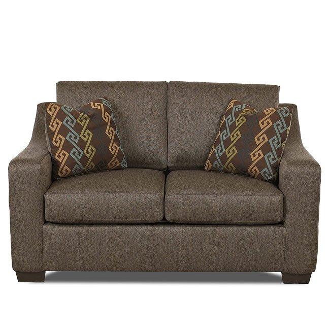 Argos Living Room Set Incline Cocoa Klaussner