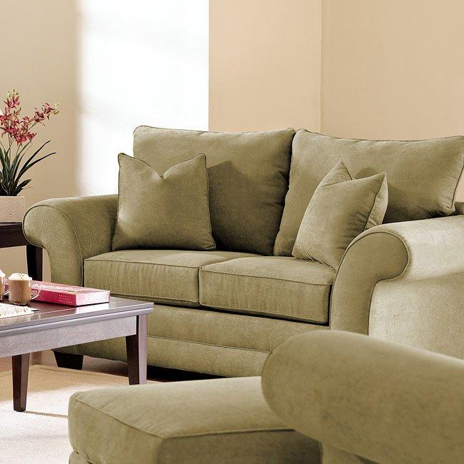 Holly Living Room Set Olive Klaussner Furniture Cart