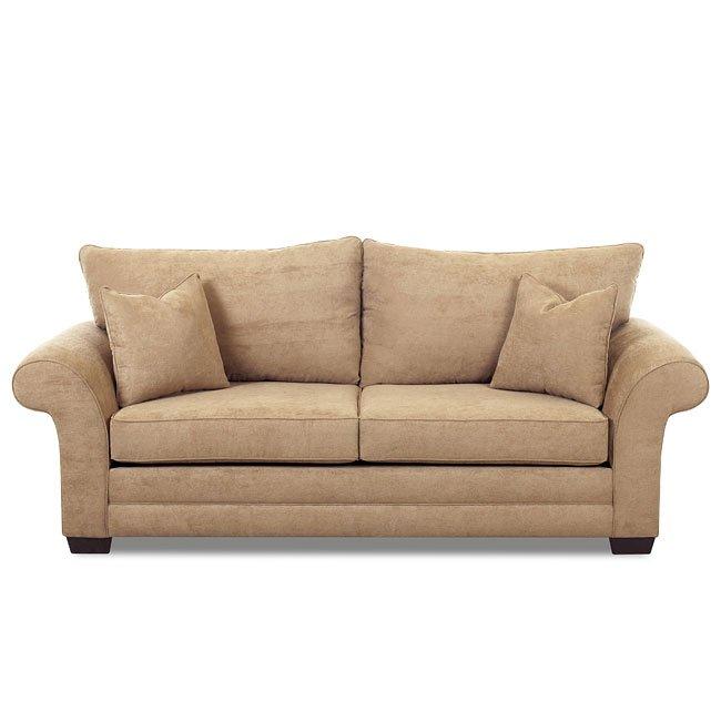 Charmant Holly Sofa (Bronze)