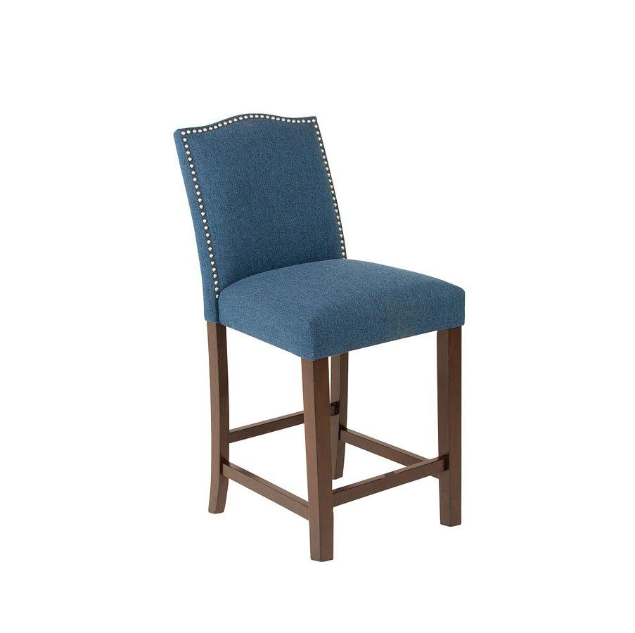 Elden Upholstered Counter Height Chair Steve Silver