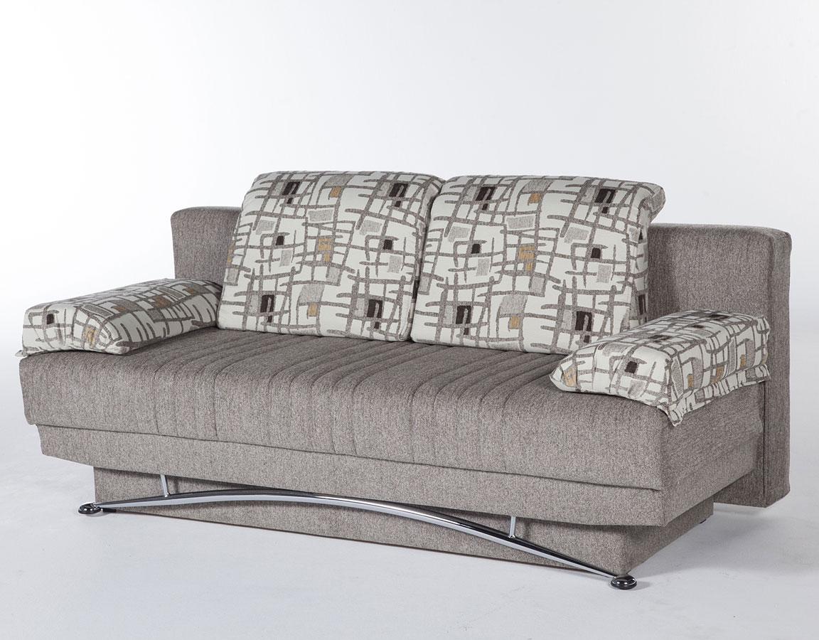 Marvelous Fantasy 3 Seat Sleeper Aristo L Brown Spiritservingveterans Wood Chair Design Ideas Spiritservingveteransorg