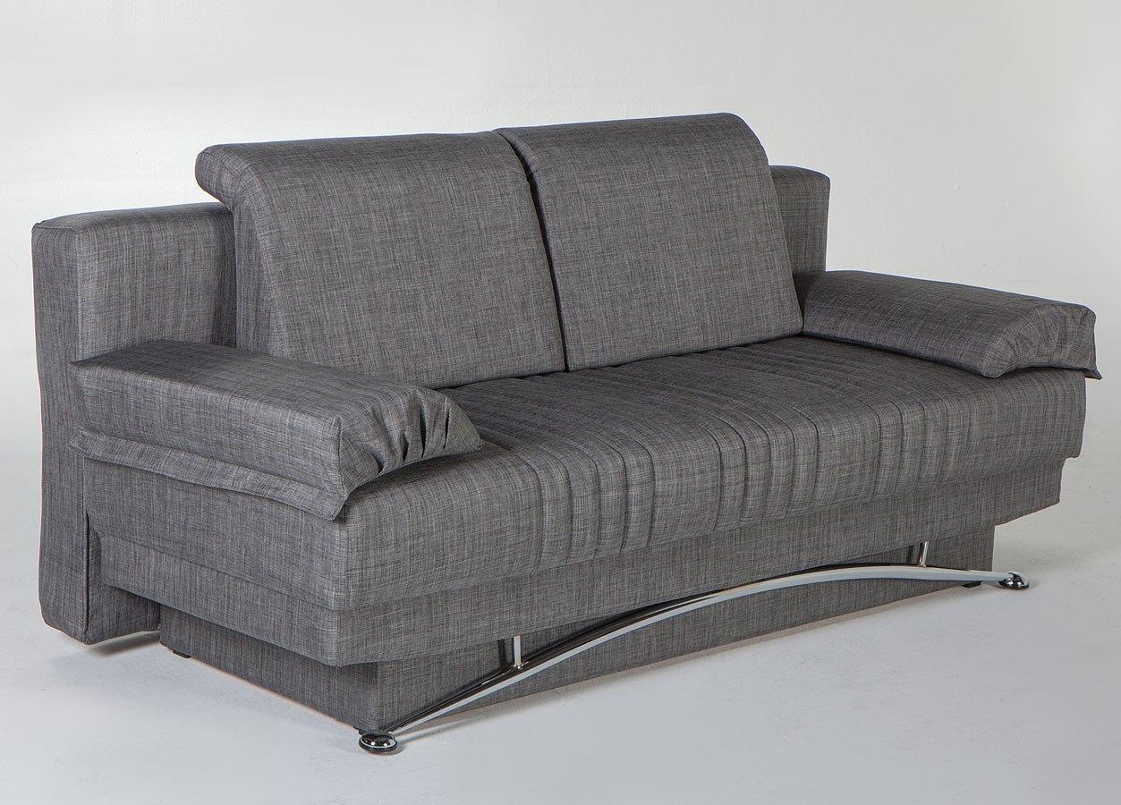 Super Fantasy 3 Seat Sleeper Cotton Navy Creativecarmelina Interior Chair Design Creativecarmelinacom