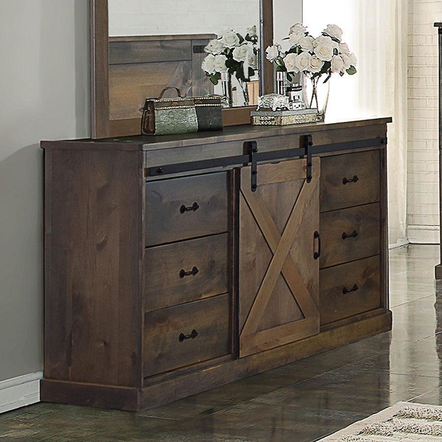 Farmhouse Deluxe Dresser Barnwood Legends Furniture Furniture Cart