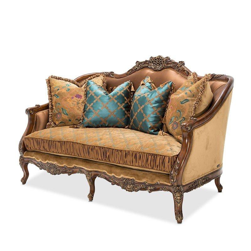 Freestanding Sienna Living Room Set Aico Furniture