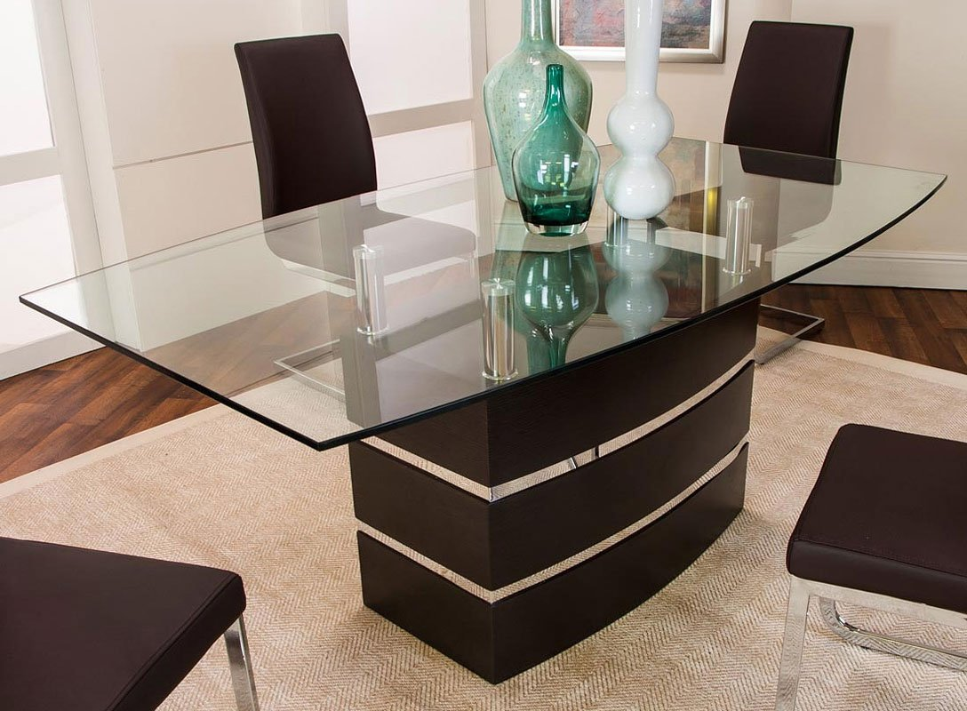 Altair Dining Table (Wenge)
