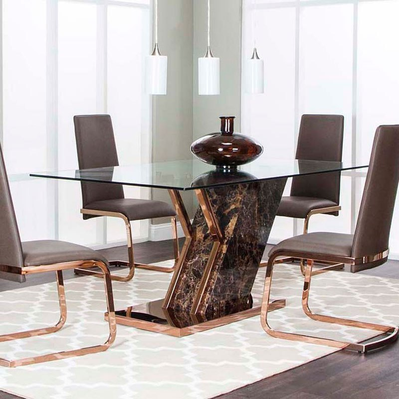 Bentley Furniture: Bristol Dining Room Set W/ Bentley Chairs Cramco