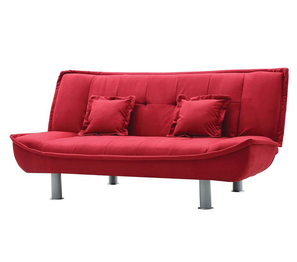 G506 Sofa Bed (Red) Glory Furniture | Furniture Cart