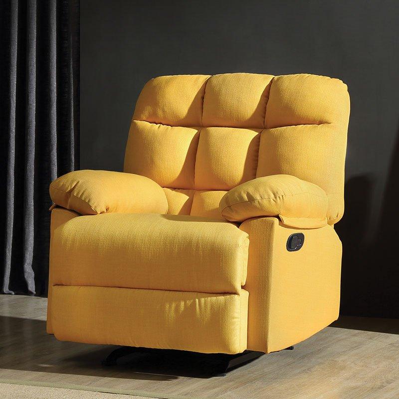 G551 Rocker Recliner Yellow Glory Furniture Furniture Cart