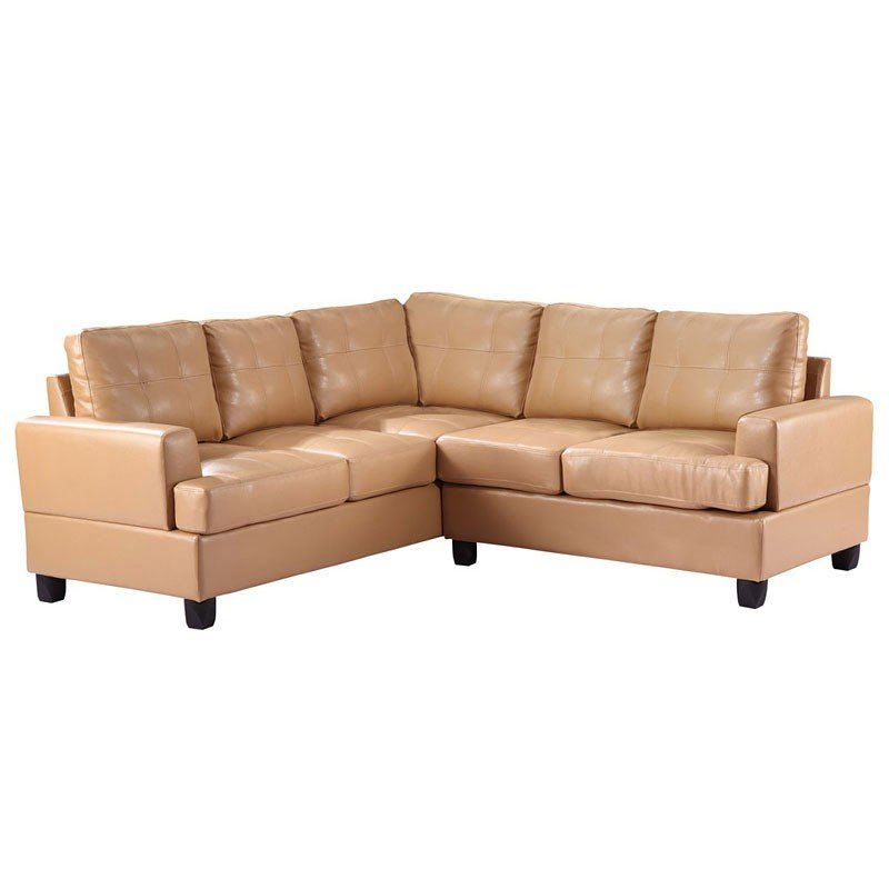 G581 Sectional (Tan)