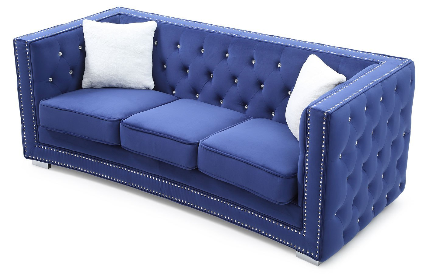 Groovy Miami Sofa Blue Download Free Architecture Designs Scobabritishbridgeorg
