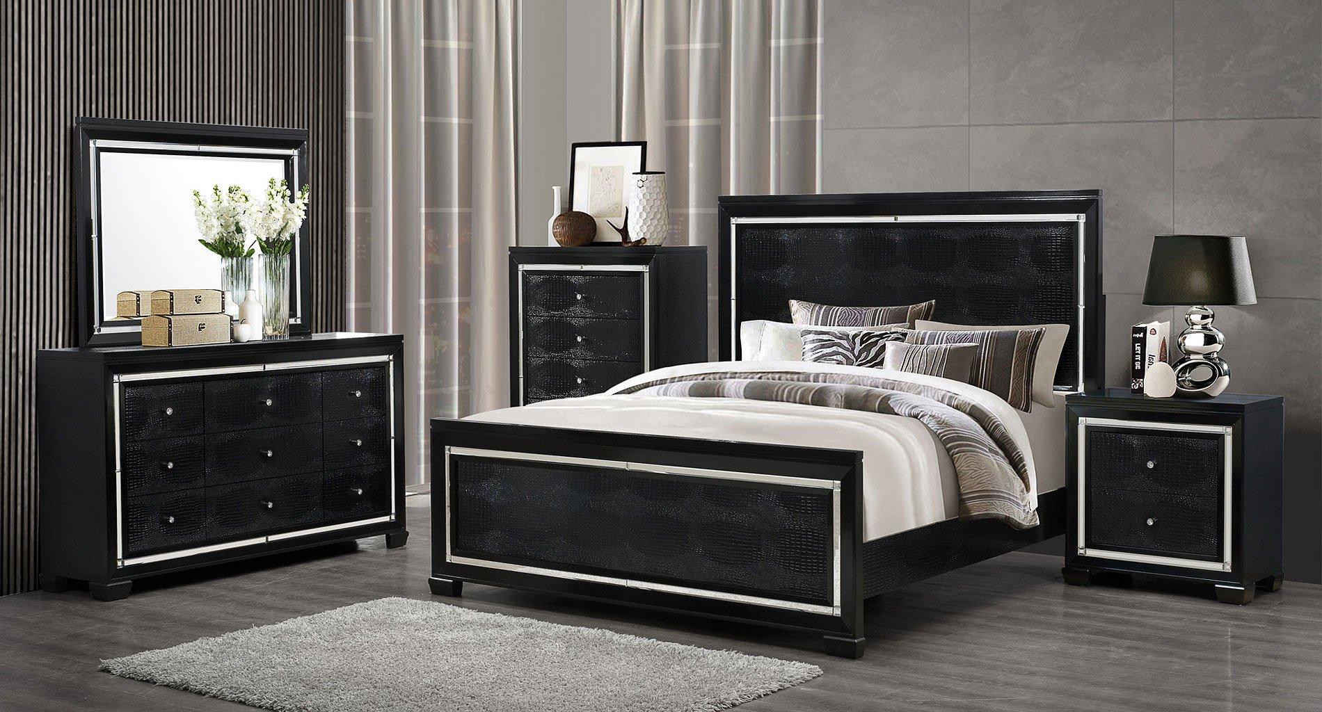 galaxy panel bedroom set global furniture furniture cart rh furniturecart com Galaxy Bedroom Set Box ashley galaxy bedroom set