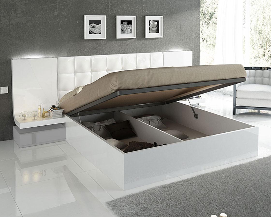 Granada Platform Storage Bed