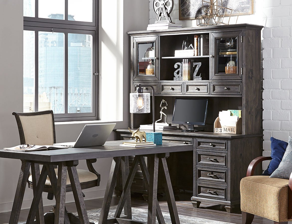 Delicieux Sutton Place Credenza Home Office Set