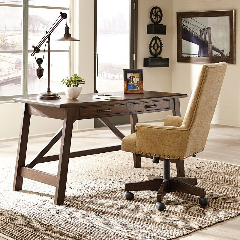 Baldridge Home Office Set