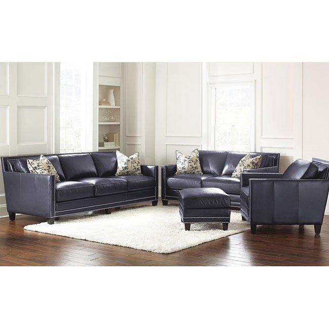 Hendrix Leather Living Room Set Steve Silver Furniture 1 Reviews