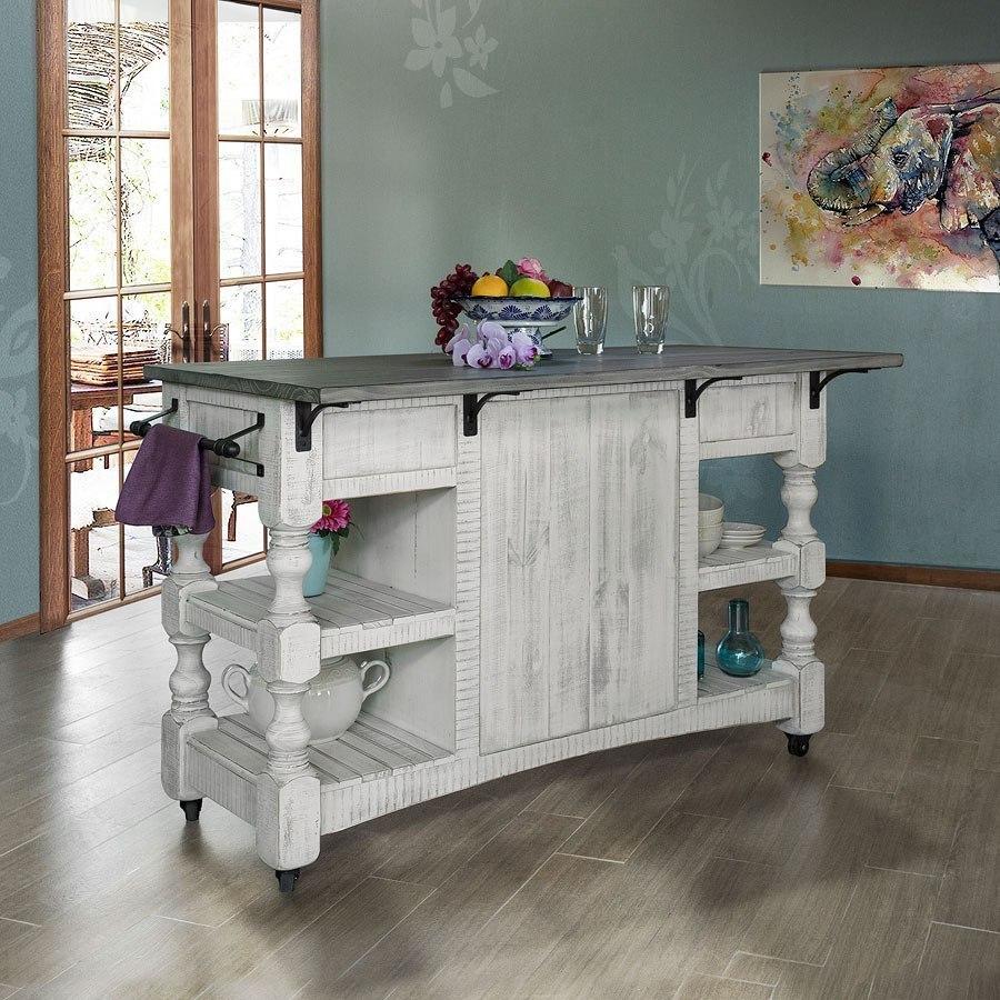 Stone Kitchen Island Ifd Furniture Furniture Cart