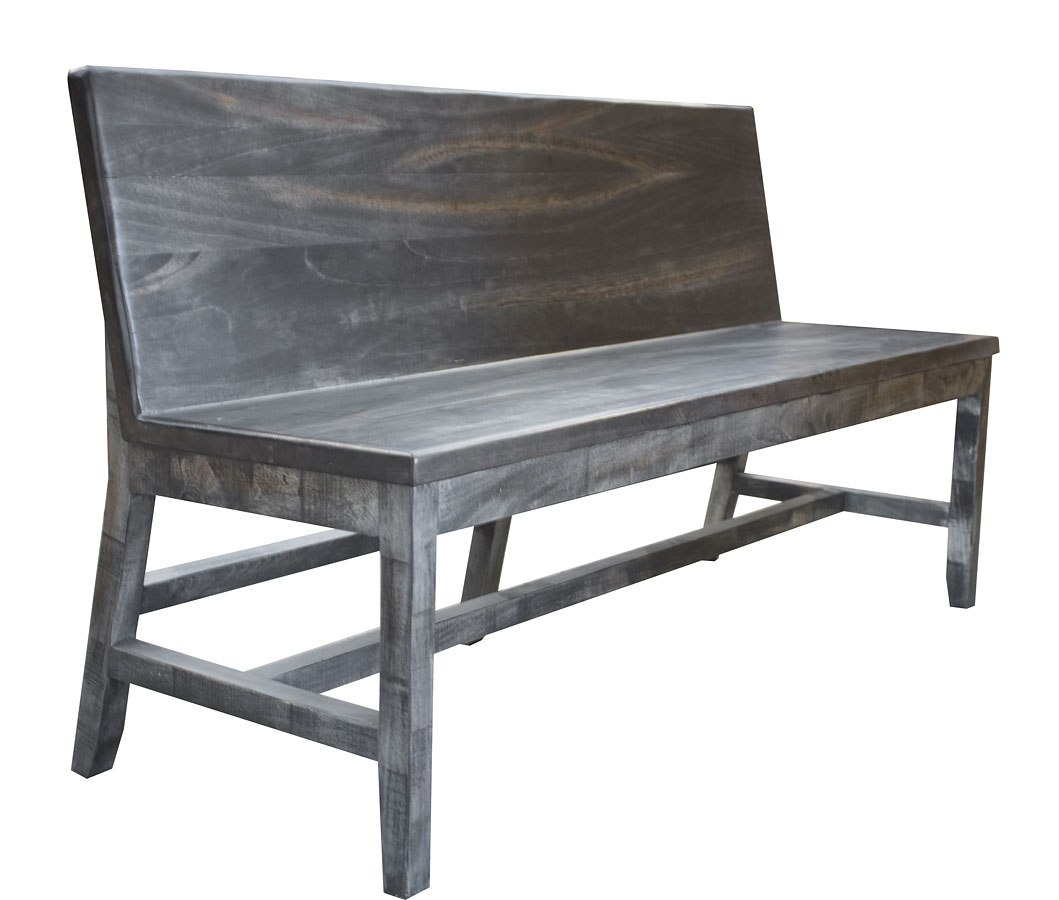 Moro Solid Wood Bench