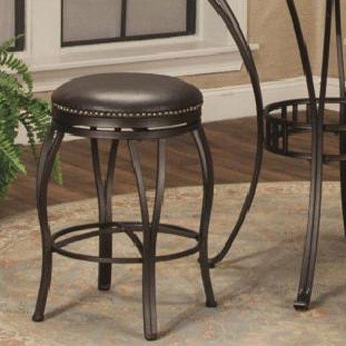 Monza 24 Inch Counter Height Backless Chair & Monza 24 Inch Backless Counter Height Chair Cramco | Furniture Cart