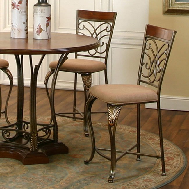 Harlow Counter Height Dining Room Set Cramco