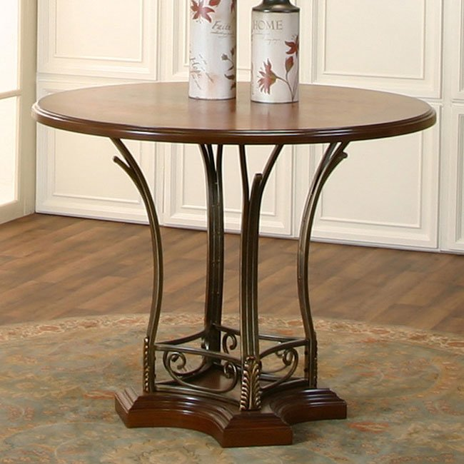 Harlow Counter Height Dining Table Cramco