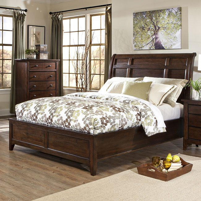 Jackson Bedroom Set Intercon Furniture