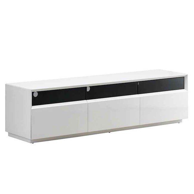 Tv 023 White Gloss Stand