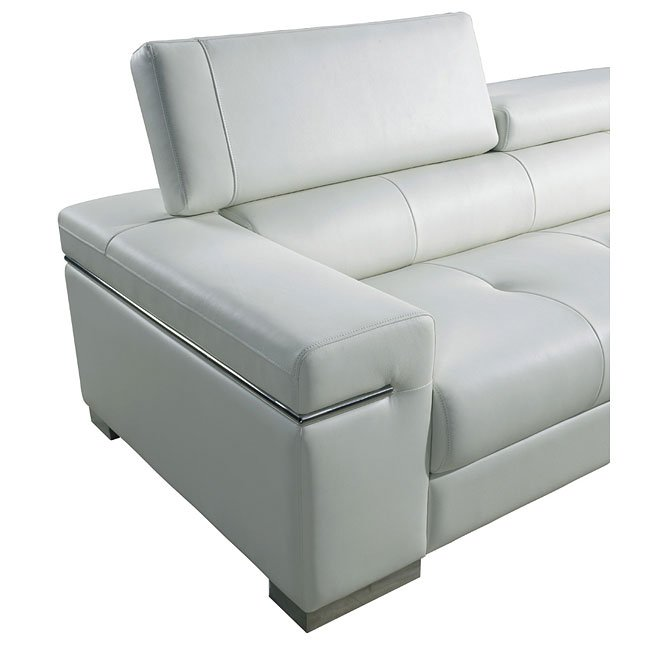 Soho Italian Leather Sofa