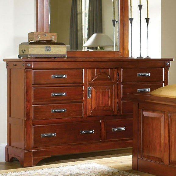 Ashley Furniture Kalispell: Kalispell Panel Bedroom Set A-America, 1 Reviews