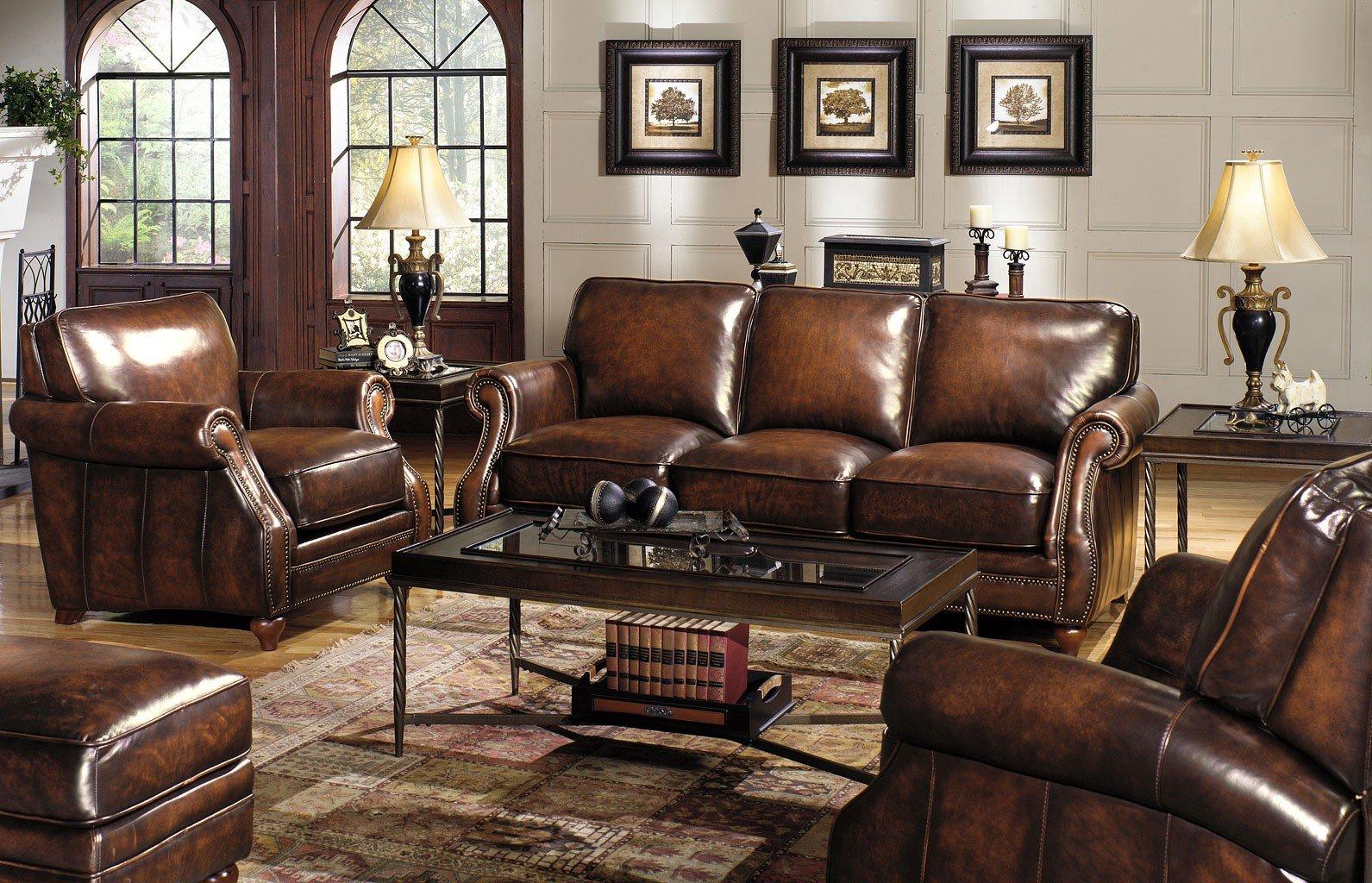 Paramour 08 Living Room Set