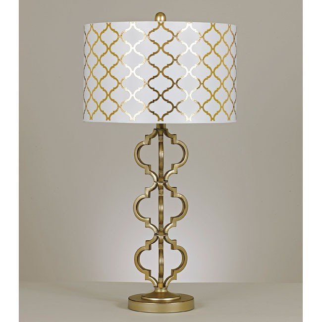 Razailia Metal Table Lamp (Set of 2)