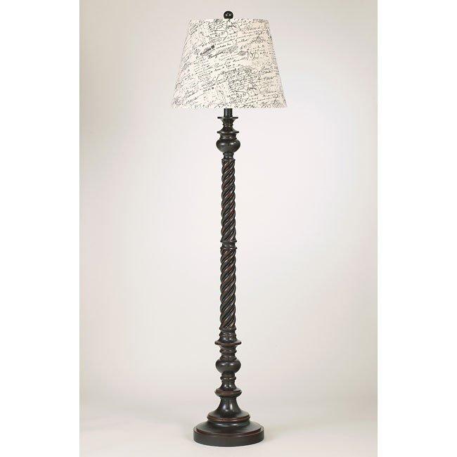 Roisin Poly Floor Lamp