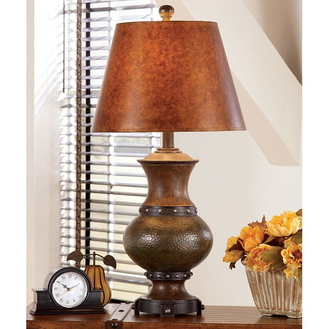 Harva Table Lamp (Set of 2)