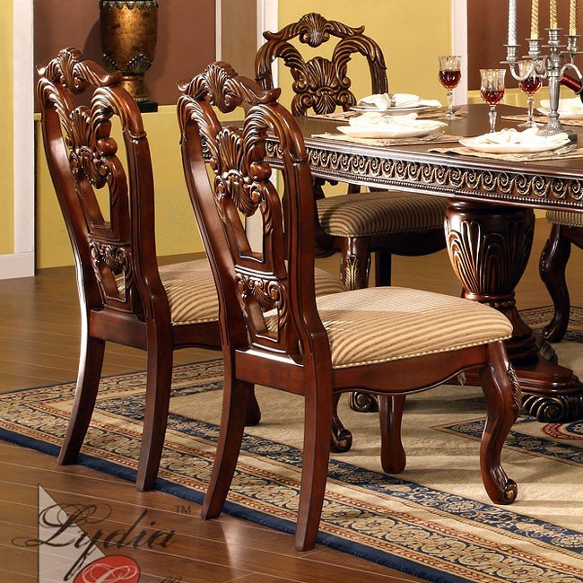 Regalia Formal Dining Room Set Mainline Furniture