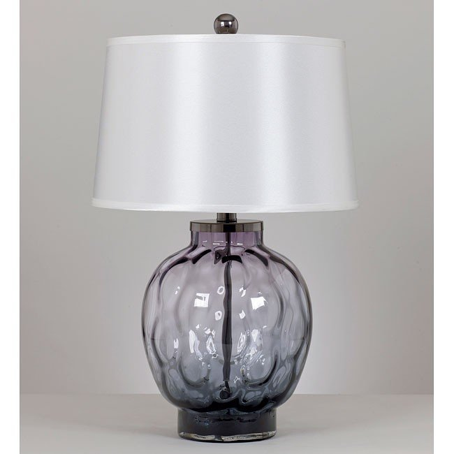 Rosabella Glass Table Lamp (Set of 2)