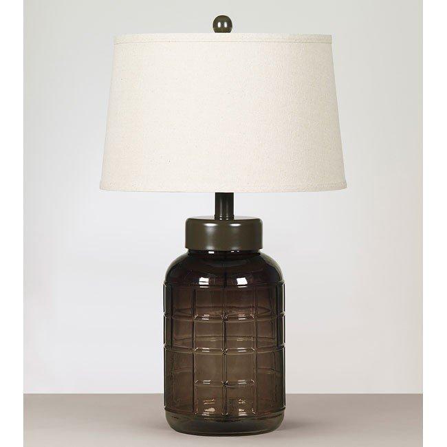 Sebbie Glass Table Lamp (Set of 2)
