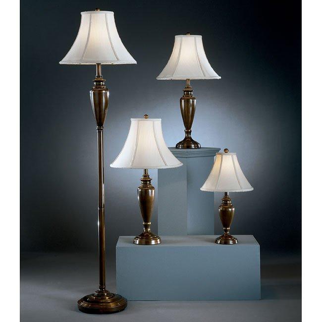 Caron 4-Piece Lamp Set