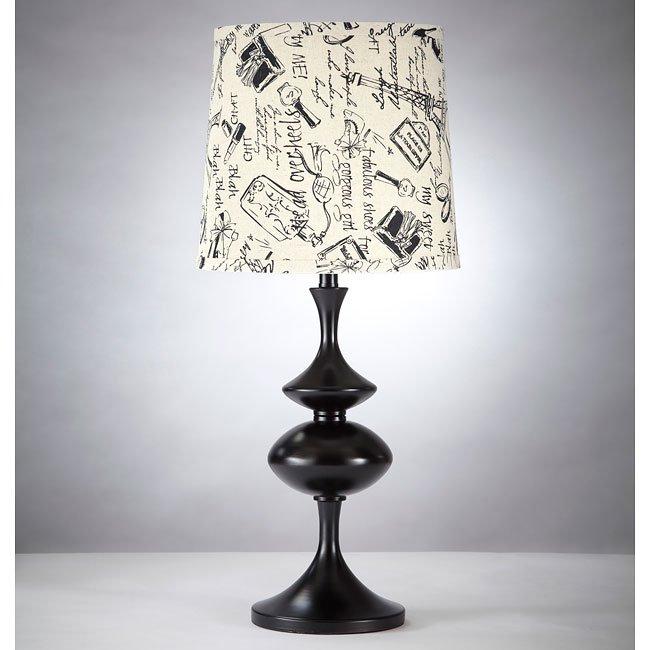 Safiya Metal Table Lamp