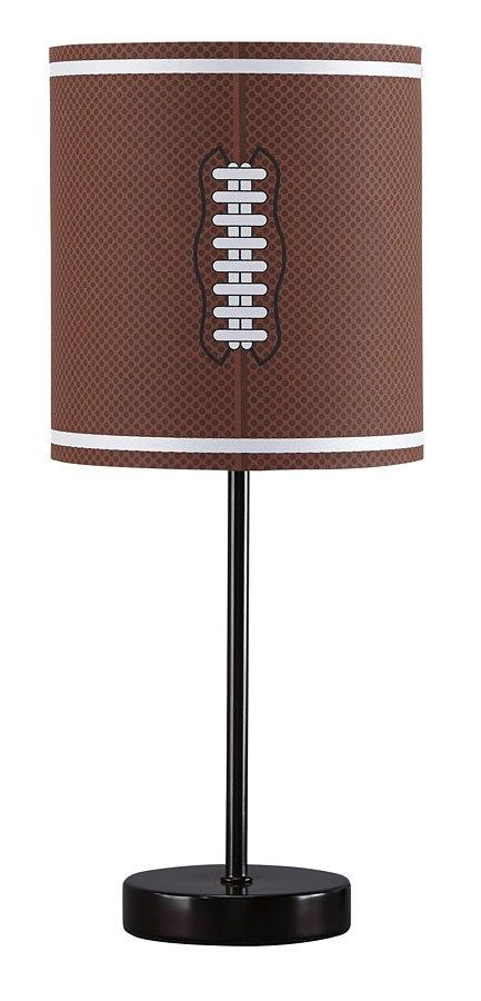 Lamar Metal Table Lamp Brown And Bronze Signature Design