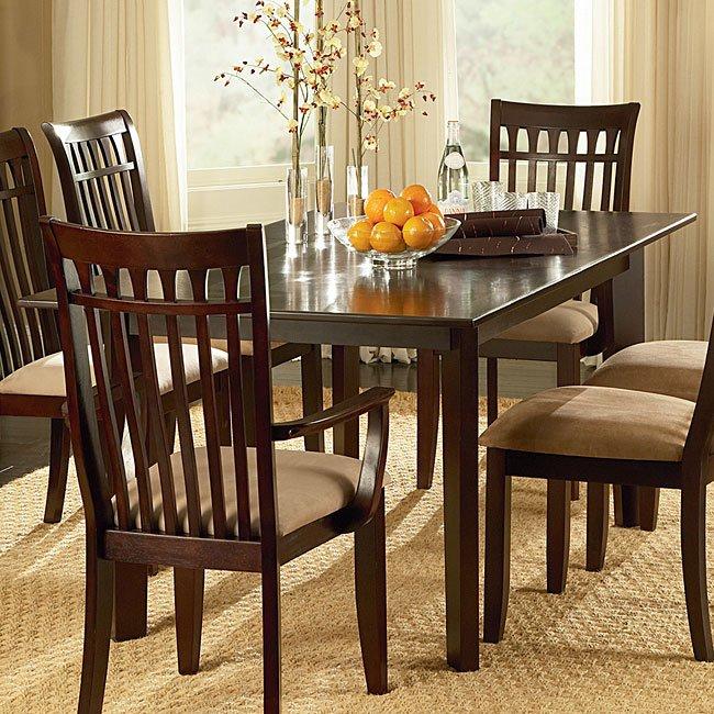 Lexington Rectangular Dining Table Steve Silver Furniture Furniture Cart