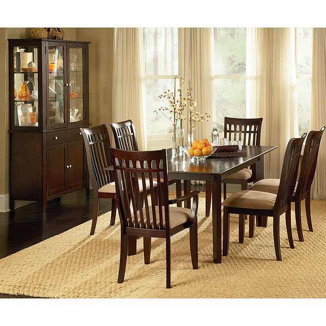 lexington dining room | Lexington Dining Room Set Steve Silver Furniture ...