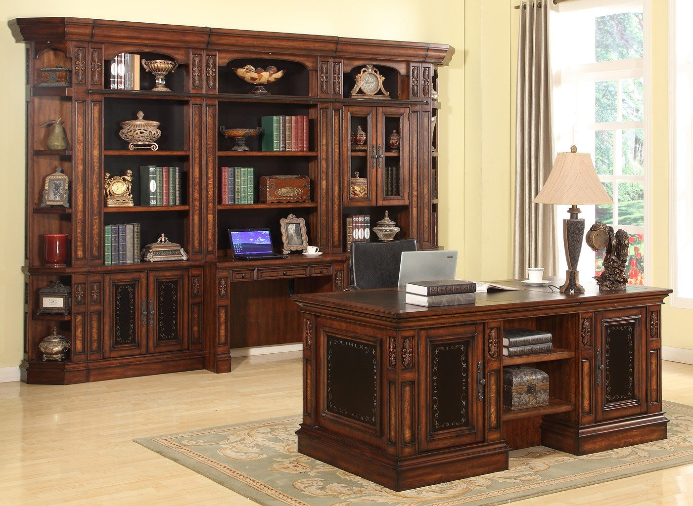 Leonardo Executive Home Office Set